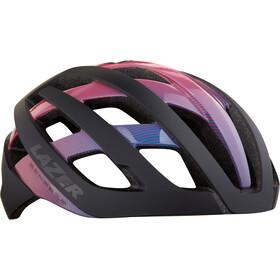 Lazer Genesis Casco, negro/violeta